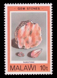 Pierre de soleil Malawi