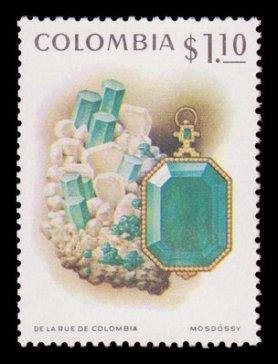 Emeraude Colombie