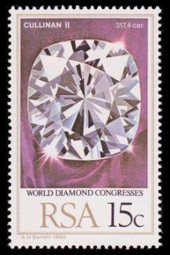 Diamant Afrique du Sud