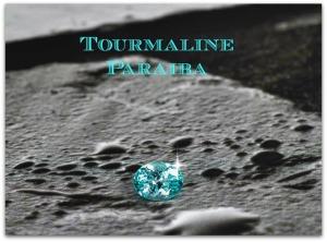 Tourmaline Paraiba