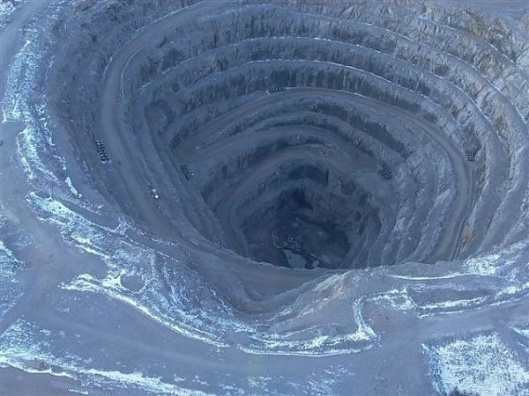 Diamond mine Canada